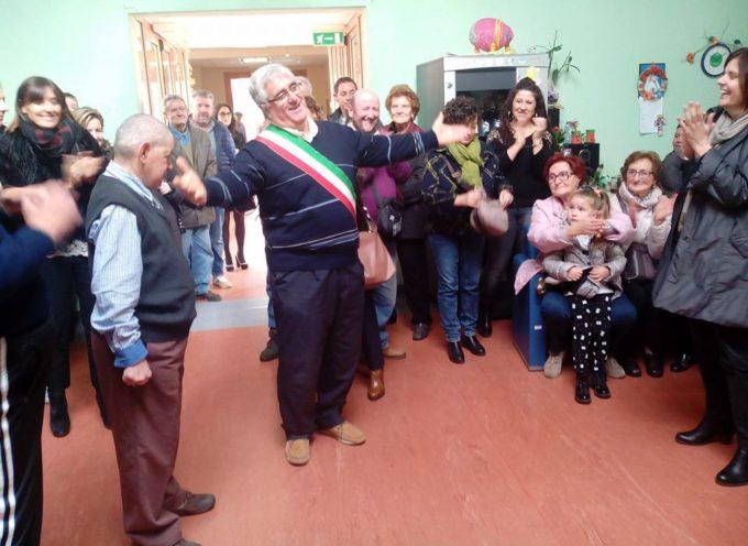 PIEVE FOSCIANA – INAUGURATO IL CENTRO DIURNO LUCIA REGOLI, IL GRANAIO
