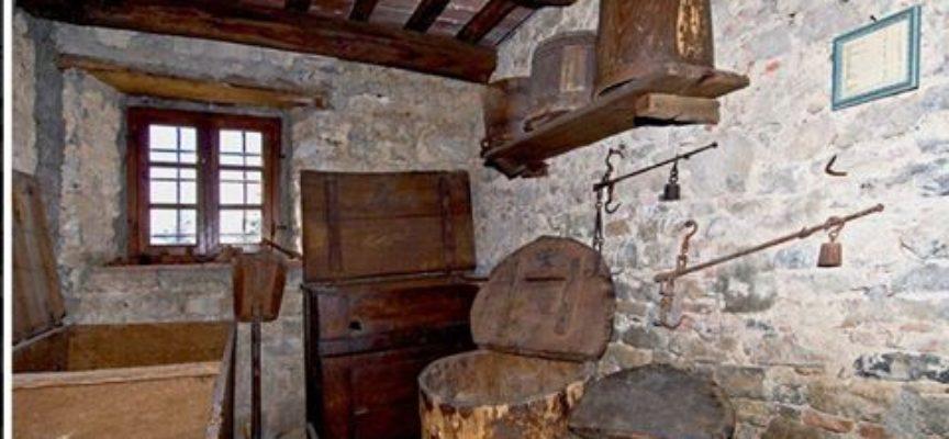 Apertura del PRESEPE Stabile a COLOGNORA DI PESCAGLIA, AL  MUSEO DEL CASTAGNO