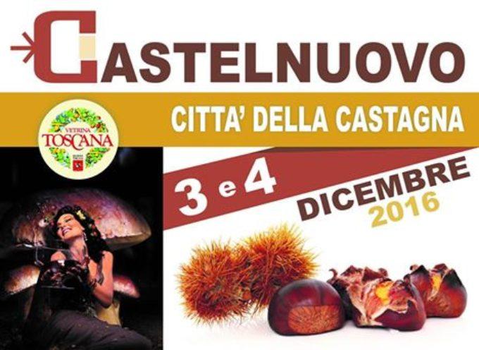 Torna … Castelnuovo Città della Castagna Sabato 3 e domenica 4 dicembre