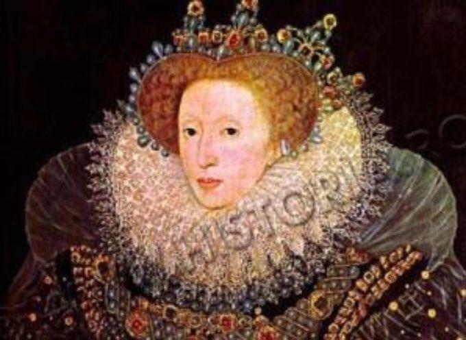 ACCADDE OGGI – 17 Novembre 1558, inizia l'Era di Elisabetta I