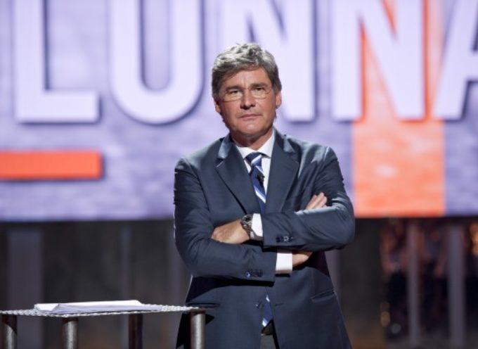Michele Giannini a V° Colonna con Paolo del Debbio per parlare di immigrazione