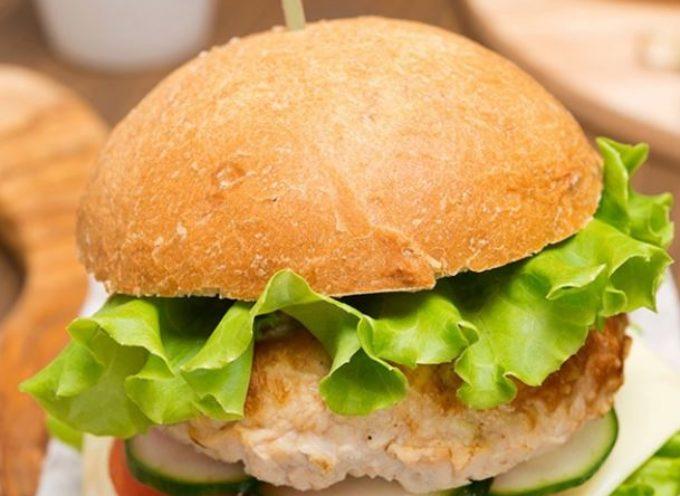 RASFF: Hamburger con tacchino e rosmarino AIA SpA infetto da Salmonella. Scatta il ritiro in Croazia