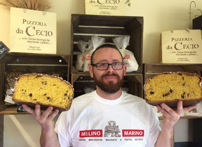 """""""Da Cecio"""" fra gli espositori del Desco con panettoni e panbauletti da materie prime di qualità"""
