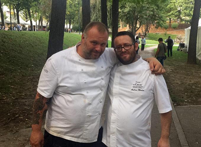 Gabriele Bonci, un ristorante a Roma: pollo fritto, pizza e sapori della Garfagnana