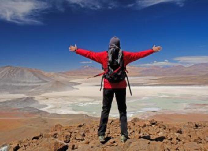 Il Cai Garfagnana festeggia i 30 anni sulle Ande