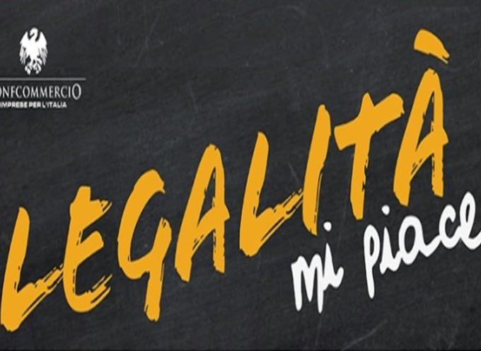 """lucca – """"LEGALITA' MI PIACE"""": TORNA LA GIORNATA NAZIONALE  PROMOSSA DA CONFCOMMERCIO"""