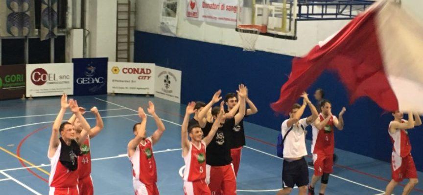 La Geonova espugna Livorno nel recupero della quinta giornata di C Gold