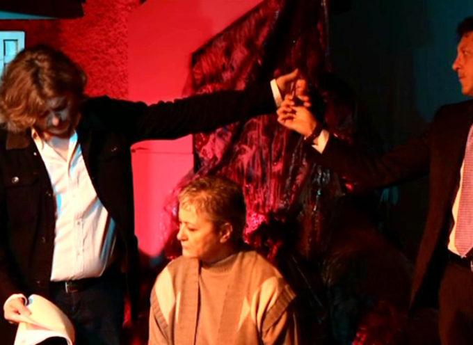 """Domenica 20 novembre terza giornata VIII Festival Nazionale """"L'Ora di Teatro"""" al Rassicurati di Montecarlo"""