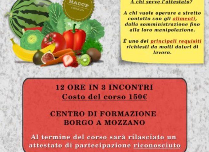 Borgo a Mozzano: al via il secondo Corso HACCP