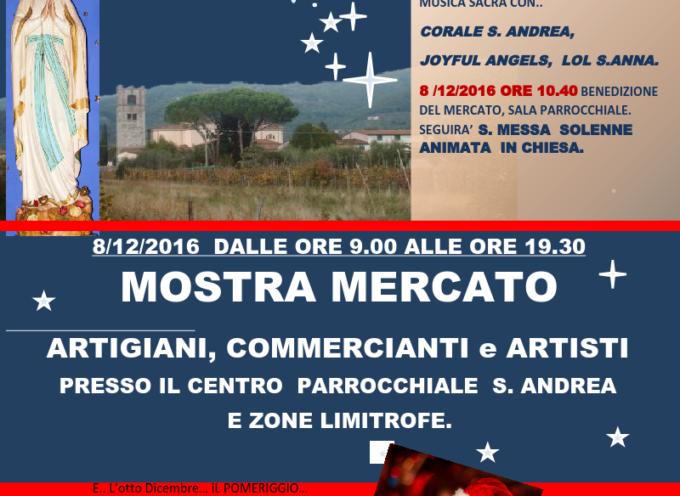 8 Dicembre a Saltocchio di Lucca una grande festa in onore dell'Immacolata