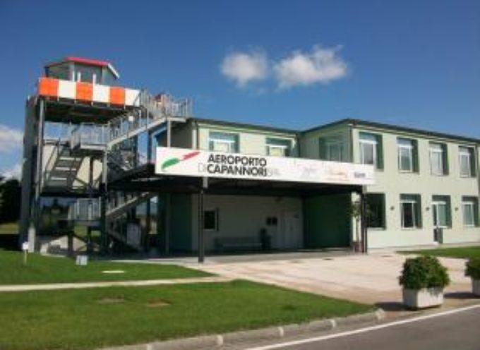 Aeroporto di Capannori, vicina la pubblicazione del bando per la vendita del 70% del capitale sociale