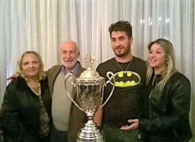 Una coppia garfagnina vice campione d'Italia di Briscola