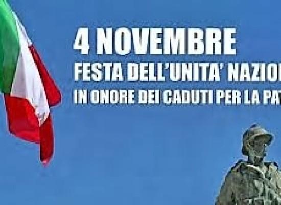Festa dell'Unità nazionale e delle Forze Armate, alla presenta del prefetto di lucca