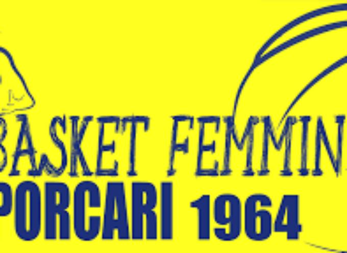 BASKET FEMMINILE PORCARI ASD