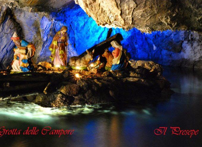 Il Presepe in Grotta, tra suggestione e paesaggio[video]