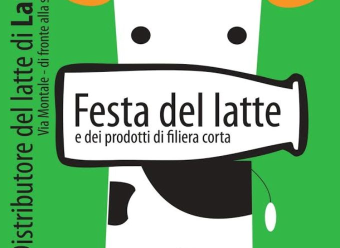 CAPANNORI – SABATO 5 NOVEMBRE FESTA DEL LATTE E DEI PRODOTTI DI FILIERA CORTA