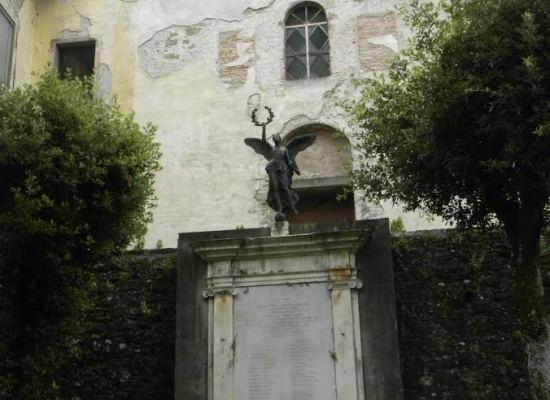 Castelnuovo di Garfagnana, via al restauro del monumento ai caduti della Prima Guerra Mondiale