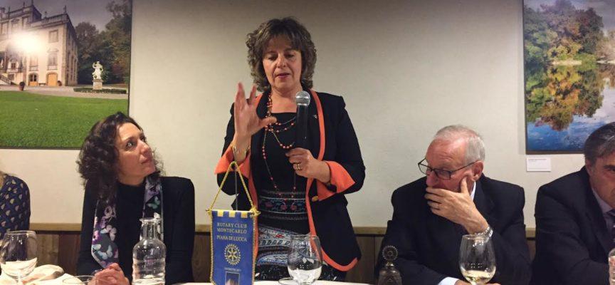 Il Rotary Club di Montecarlo e Piana di Lucca realizza il sogno una studentessa di Scuola MADE