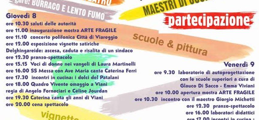 viareggio – ARTE FRAGILE 8.9.10.11 dicembre a Villa Borbone