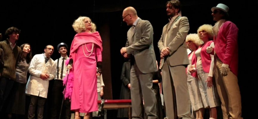 porcari – appuntamento  al teatro  sabato 5 novembre