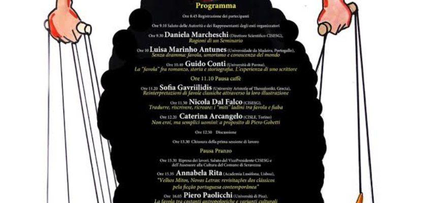 Seravezza ospita il secondo Seminario Internazionale sulla Favola nelle Letterature europee