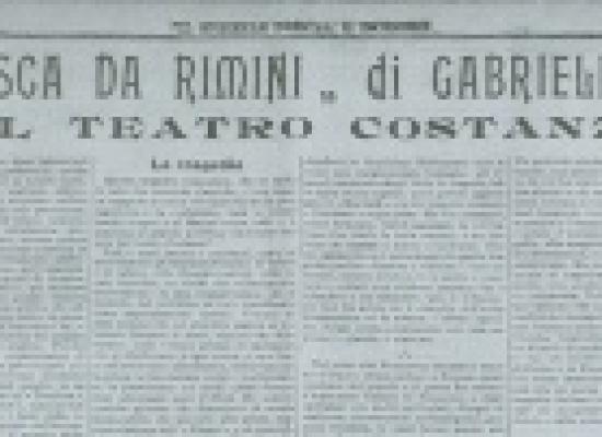 """accadde oggi – 10 Dicembre: è il giorno dei Nobel. E in questo giorno, nacque nei giornali, la """"terza pagina"""""""