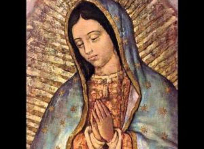 Il Santo del giorno, 12 Dicembre: Nosra Signora di Guadalupe