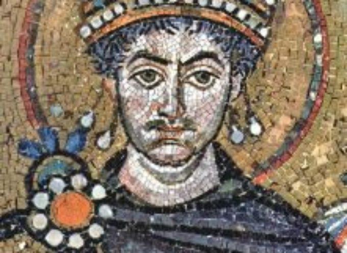 accadde oggi – 15 Dicembre 530, l'Imperatore Giustiniano I dà il via alla redazione del Digesto e delle  Pandette