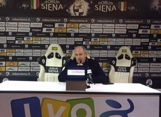 Il Presidente Bacci nel post partita: