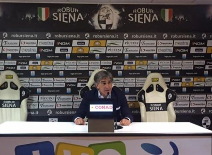 INTERVISTA  A Mister Galderisi  A FINE GARA