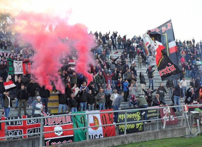 Lucchese-Cremonese 1-0