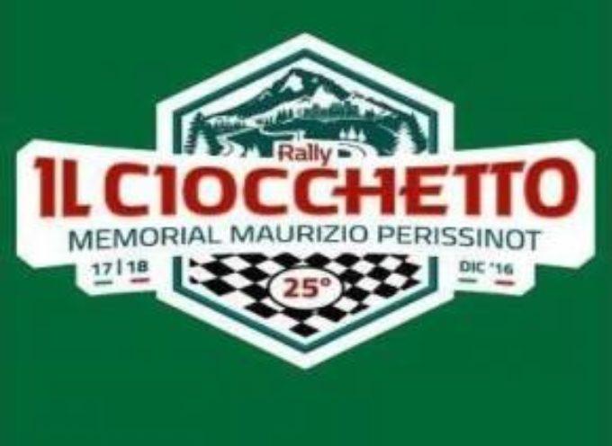 CIOCCO – IL RALLY DEL CIOCCHETTO
