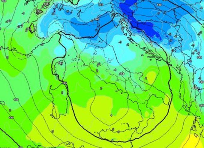 Confermiamo il ritorno di un clima più invernale all'inizio della prossima settimana.