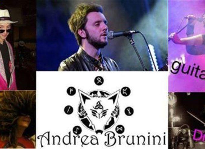 ANDREA BRUNINI & Band Live, A BORGO A MOZZANO