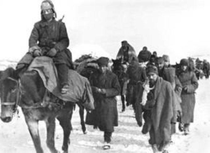 ACCADDE OGGI – 16 Dicembre 1942, inizia la tragica ritirata dell'Armata Italiana in Russia (ARMIR)
