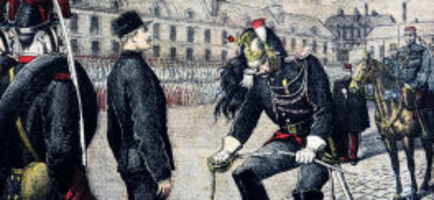 ACCADDE OGGI – 22 Dicembre 1894, condanna per Dreyfus: uno dei casi giudiziari più famosi di sempre!