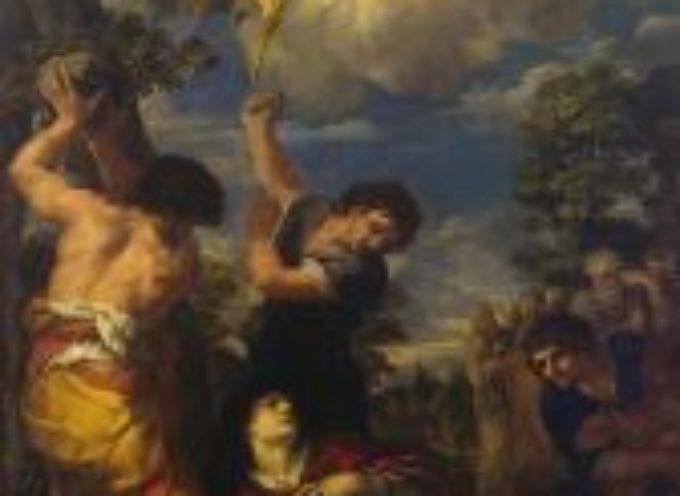 Il Santo del giorno, 26 Dicembre: S. Stefano, Protomartire, protettore dei muratori, invocato contro i calcoli