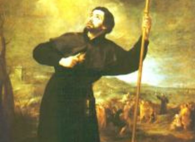 Il Santo del giorno, 3 Dicembre: S. Francesco Saverio