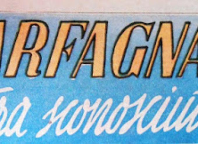 """Dalle pagine de """"La Domenica del Corriere"""" del 1946, promozione turistica della Garfagnana"""