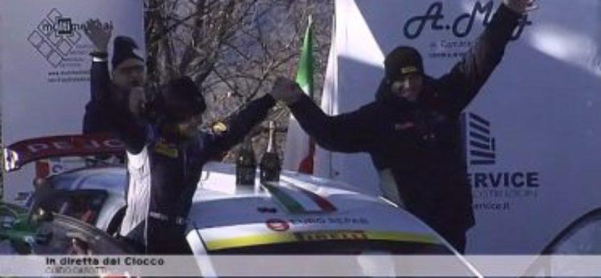 Andreucci vince il Rally del Ciocchetto