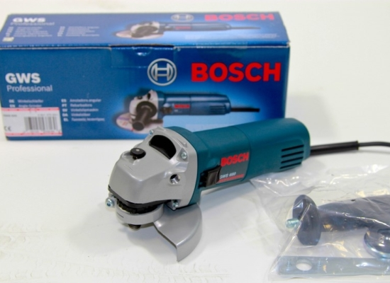 Bosch richiama le smerigliatrici angolari