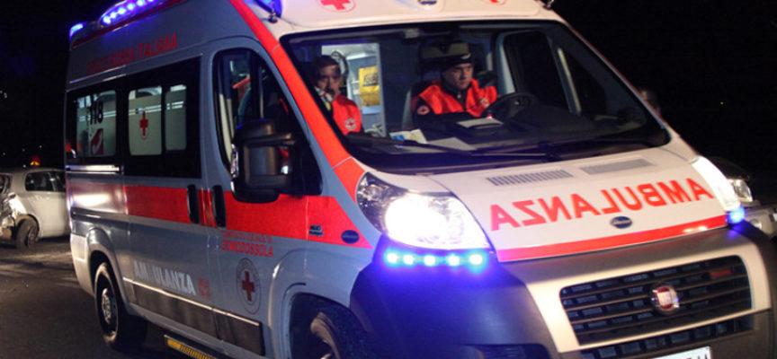 E' in gravi condizioni un motociclista dopo un incidente avvenuto nella notte a Viareggio.
