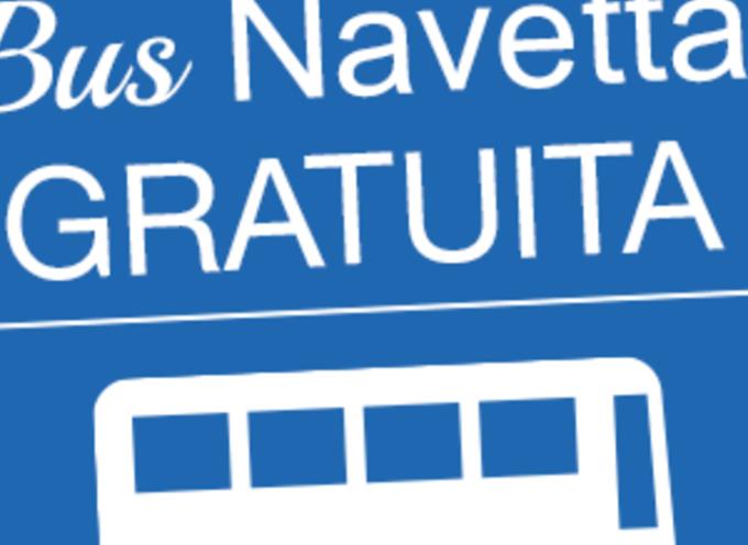 SERVIZIO NAVETTA GRATUITO FRAZIONI -CENTRO STORICO DI MONTECARLO