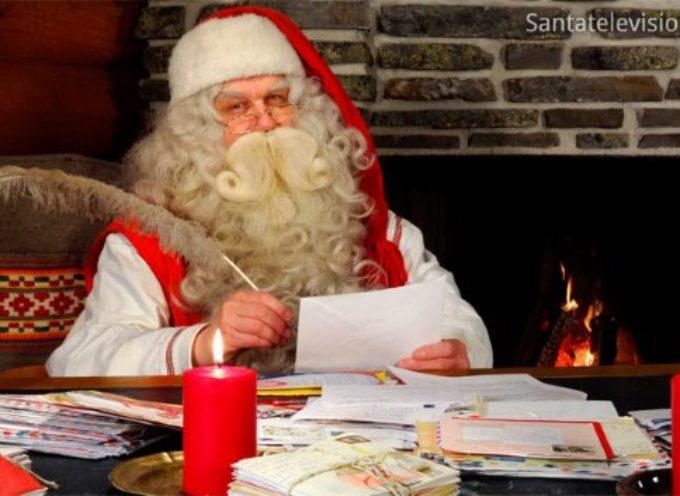 La Misericordia di Borgo a Mozzano porta Babbo Natale … a casa tua!