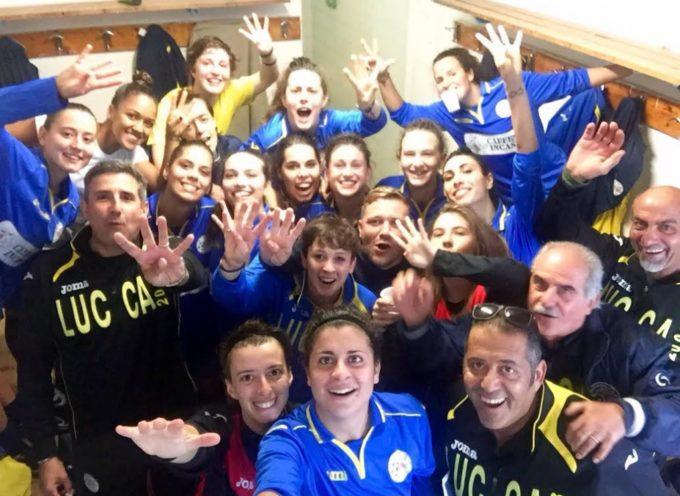 LUCCA – Sfida suggestiva per l'Acf Lucchese Femminile di serie B   Arriva la Juventus