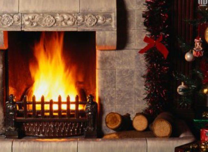 Vietato il fuoco del caminetto a Natale; nuova ordinanza anti smog sulla Piana di Lucca