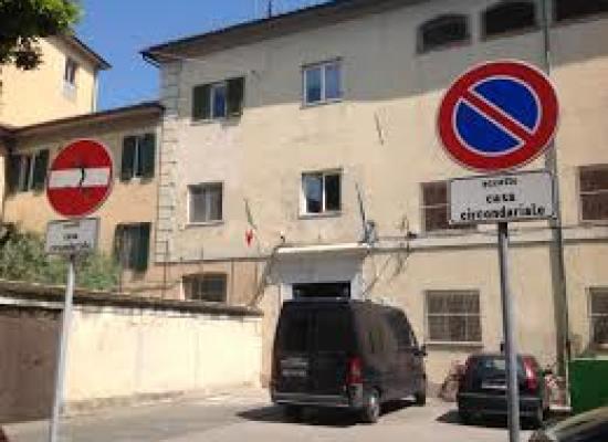 """lucca – Visita in carcere: """"E' calato il numero dei detenuti, la maggior parte proviene dalla Versilia"""""""