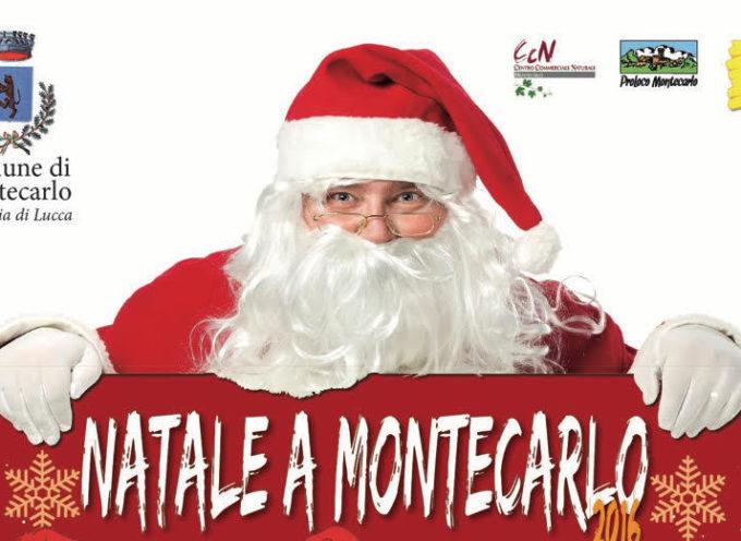 NATALE A MONTECARLO