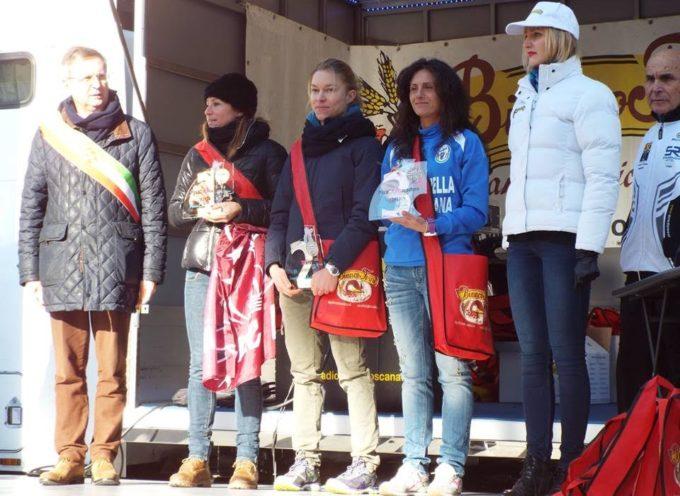 Piazzamenti di lusso per gli atleti del G.S. Orecchiella alla Pisa Marathon