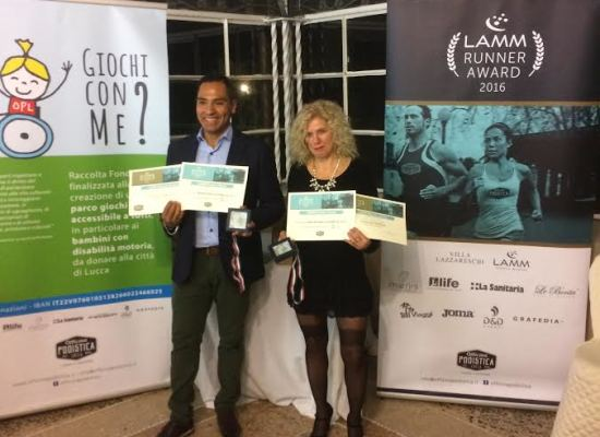 LAMM Runner Award 2016 OFFICINA PODISTICA LUCCA – Un vero successo.